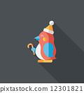 animal, vector, penguin 12301821