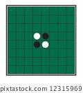 奧賽羅 插畫 玩具 12315969