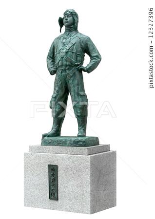 특공 용사의 동상 12327396