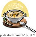 Mushroom soup  12328871