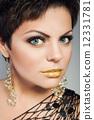 化妆 女人 女性 12331781