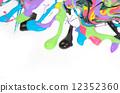 artistic, acrylic, background 12352360