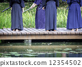 Kendo  practitioners 12354502