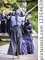 Kendo  practitioners 12354639