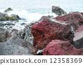 rock, stone, blue 12358369