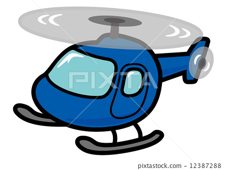 Helicopter 03B-BL 12387288