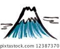 ภูเขาฟูจิ 12387370