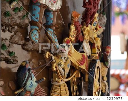 Decoration of a mikoshi 12399774