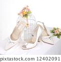 新娘 鞋 美麗 12402091