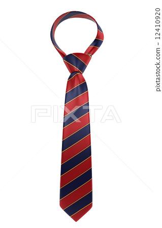Silk necktie 12410920