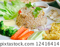 asian healthy food 12416414
