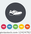 Shoes icon. 12424762