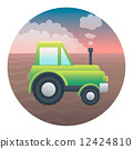 farm, tractor, agriculture 12424810