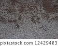Background of handsaw - iron 12429483
