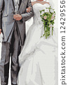 Married bride groom bridal 12429556