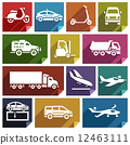 Transport flat icon-05 12463111