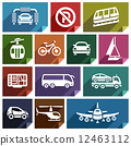 Transport flat icon-04 12463112