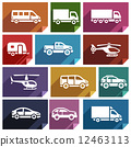 Transport flat icon-03 12463113