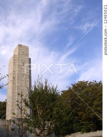 치바시의 충령 탑 12465021