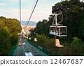 tourism, lift, matsuyama 12467687
