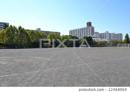 시나가와 야시오 파크 타운 다목적 광장 12468069