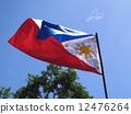 ธงฟิลิปปินส์ 12476264
