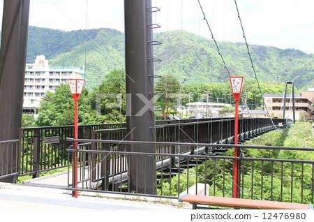 Kinida Shidoi Big Suspension Bridge 12476980