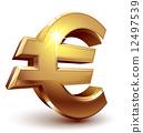 Euro sign 12497539