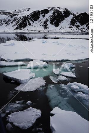 Arctic landscape 12498582