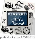 網購 線上購物 電子商務 12503013