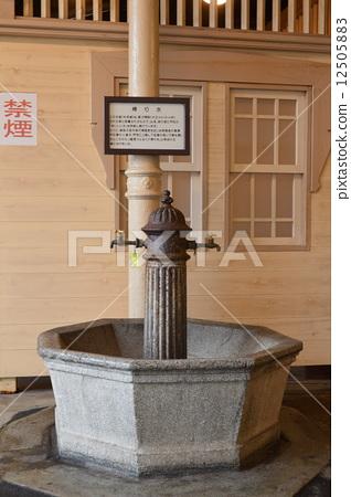 "Water fountain of Mojiko station ""Returning water"" (5-31, 1 - chome West Coast, Kitakyushu city, Fukuoka prefecture) 12505883"