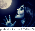 Halloween holiday concept 12509674