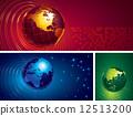 backgrounds, planet, globe 12513200