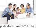 가족 시니어 세의 사진 12516143