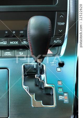 shift lever 12522620