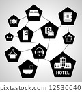 Hotel services concept 12530640
