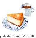 甜品 甜點 奶酪蛋糕 12559406