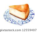 甜品 甜點 奶酪蛋糕 12559407