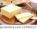 슬라이스, 버터, 유제품 12566211