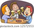 Men in a Pub 12572553