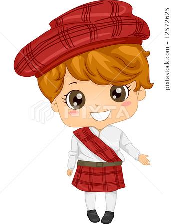 Scottish Boy 12572625