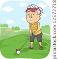 Senior Gofer 12572718