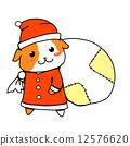 荷蘭豬 聖誕老公公 聖誕老人 12576620