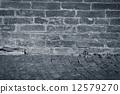 墙壁 砖墙 质地 12579270