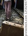 รางรถไฟ,การเดินทาง,การท่องเที่ยว 12582607