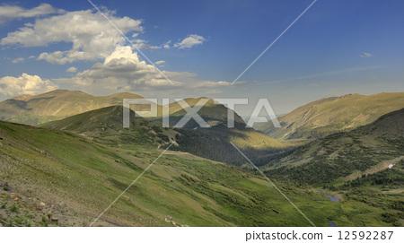 Rocky Mountain Tundra 12592287
