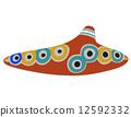 ocarina - vector 12592332