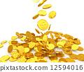 gold, coin, $ 12594016