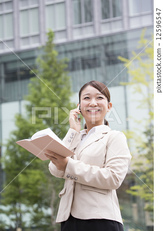 Business woman 12596547