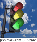 Traffic Light 12596668